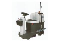 力奇SC2000驾驶式电瓶洗地机