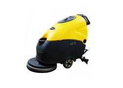 蒙德尔MB55手推式智能洗地机黄色